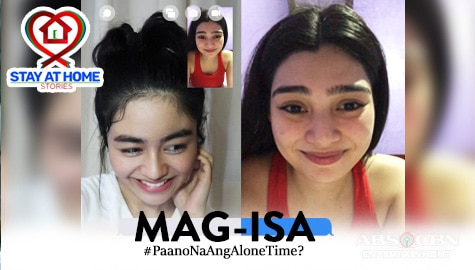 Stay At Home Stories: Mag-isa Thumbnail