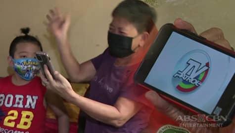 Ilang Kapamilya viewers, ikinatuwa ang muling pagpapalabas ng TV Patrol Image Thumbnail