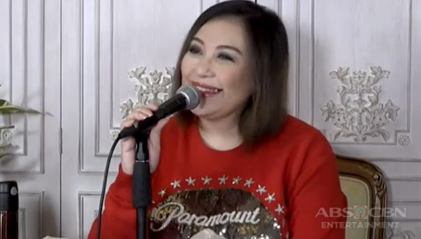 "WATCH: Sharon Cuneta performs her first hit song ""Mr DJ"" 