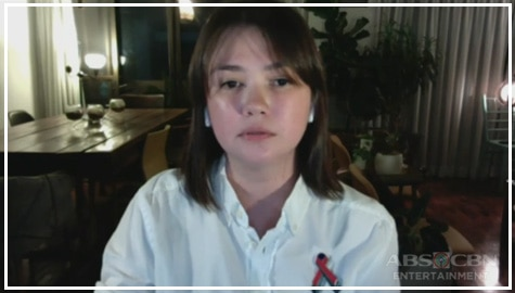 WATCH: Angelica Panganiban talks about experiencing true family in being part of ABS-CBN