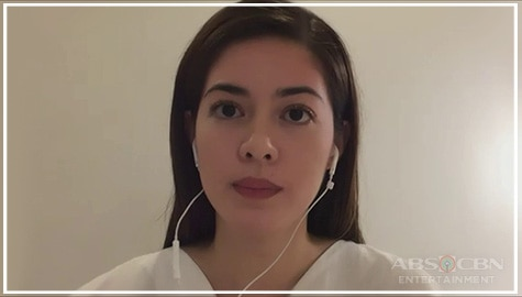 Shaina Magdayao pushes fight to bring ABS-CBN back on air