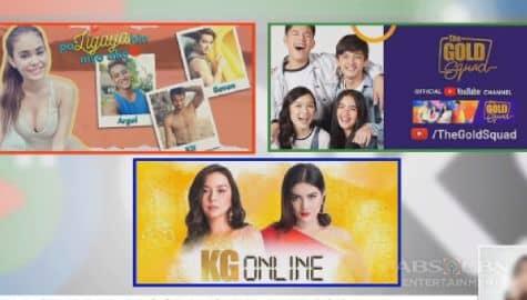 """TV Patrol: Star-studded programs, ipapalabas sa Online Kapamilya Shows o """"OKS"""" Image Thumbnail"""