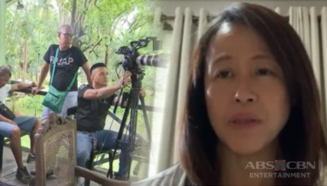 TV Patrol: Film sets, magpapatupad ng social distancing at sanitation procedures Image Thumbnail