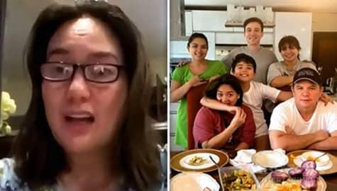 TV Patrol: Pamilya ni Sylvia Sanchez, mas naging matatag matapos ang pagsubok sa COVID-19 Image Thumbnail