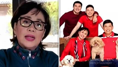 TV Patrol: Vilma Santos, ibinahagi ang papel bilang ina nina Luis at Ryan Image Thumbnail