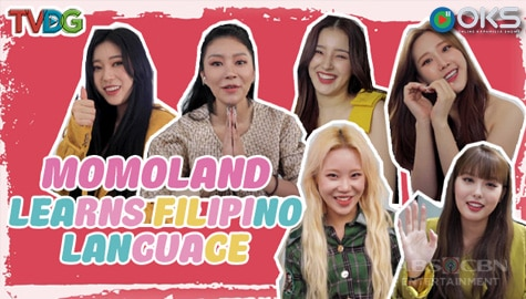 Momoland tries speaking famous Filipino expressions Image Thumbnail