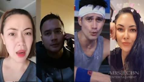 TV Patrol: Pinoy celebrities, hataw sa kanilang mga nakakaaliw at nakatutuwang video sa Tiktok  Image Thumbnail