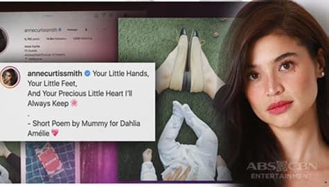 TV Patrol: Anne Curtis, gumawa ng tula para kay Dahlia Image Thumbnail