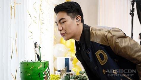TV Patrol: Darren Espanto nagdaos ng kanyang online birthday concert Image Thumbnail