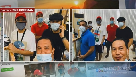 TV Patrol: John Lloyd Cruz, nag-donate ng vitamins sa Cebu Image Thumbnail