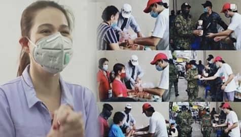 TV Patrol: Bea Alonzo, proud sa tuloy-tuloy na pagtulong ni John Lloyd Cruz Image Thumbnail