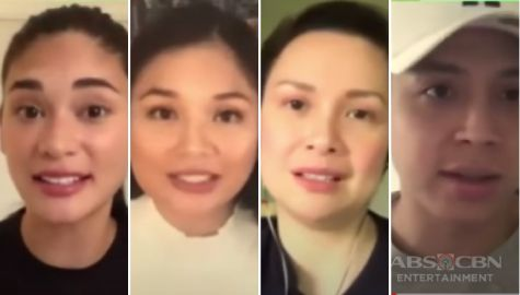 WATCH: Celebrities share their secret to success on I Feel U