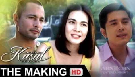 WATCH: The Making of the movie 'Kasal' Image Thumbnail