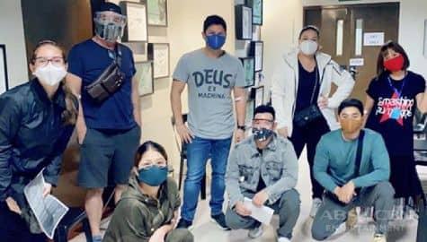 TV Patrol: Momshies at cast ng Ang Probinsyano, sumalang sa COVID-19 rapid test Image Thumbnail