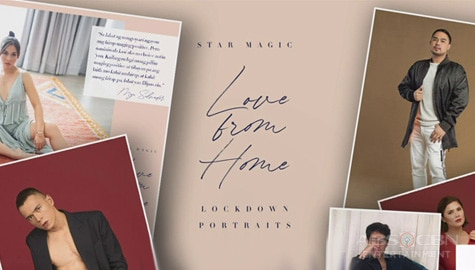 "TV Patrol: Kapamilya stars, pwedeng maka-bonding ng fans sa ""Star Magic: Love from Home"" Image Thumbnail"