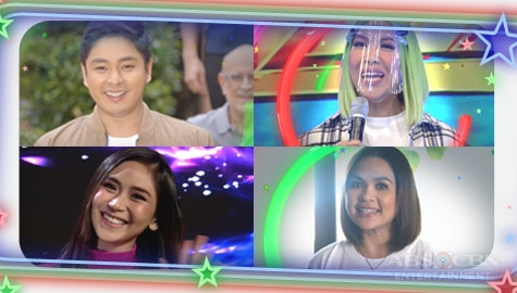 "Kapamilya Stars celebrate family and togetherness in ""Forever Kapamilya"" Station ID"