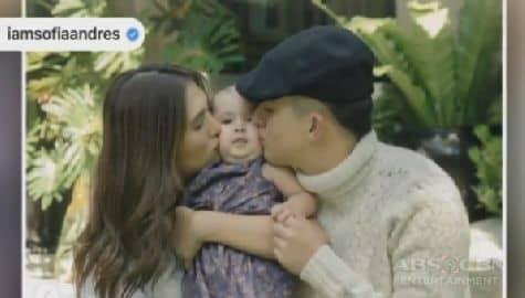 TV Patrol: Sofia Andres, inanunsyo na mayroon na silang anak ng race car driver na si Daniel Miranda Image Thumbnail