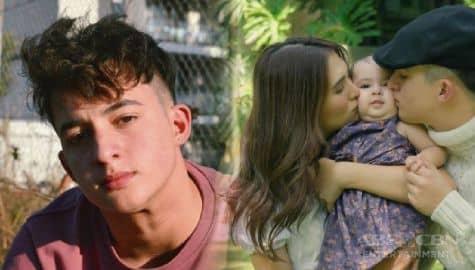 Rated K: Daniel, ibinahagi ang plano niya kay Sofia at kay Baby Zoe Image Thumbnail
