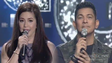 TV Patrol: Regine at Gary, ipinagdarasal na maituloy pa ng ABS-CBN ang serbisyo sa mga Pilipino Image Thumbnail