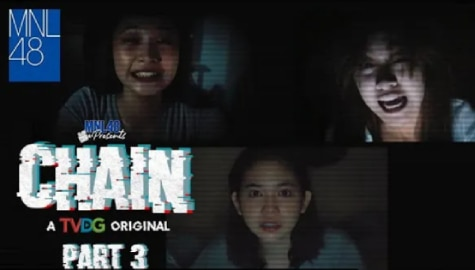 MNL48 Presents: Chain (Part 3) | Daryll, Jaydee & Jamie Thumbnail