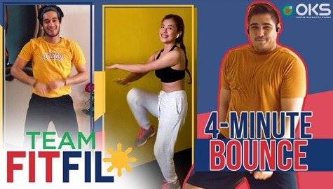 "4-Minute ""Sana Sana"" Dance with Hanie and Thamara 