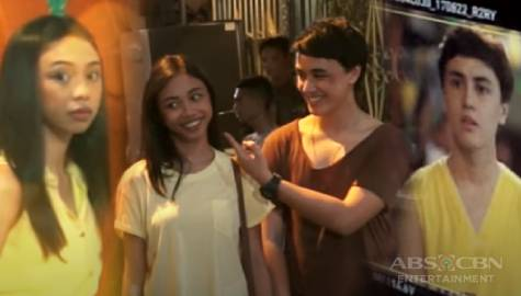 WATCH: The Making of the movie Loving In Tandem with MayWard Image Thumbnail