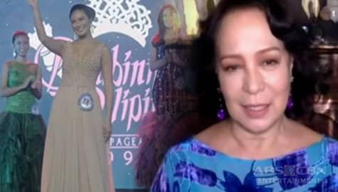 "TV Patrol: Pinay Beauty Queens Gloria, Winwyn at Maxine, sanib-pwersa sa iWant Original Series na ""Beauty Queens"" Image Thumbnail"