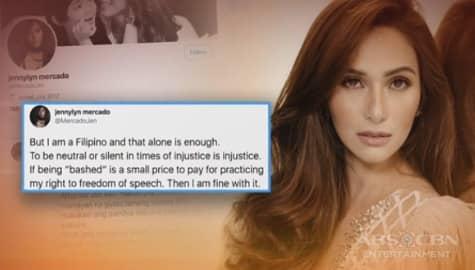 TV Patrol: Jennylyn Mercado, ipinaliwanag kung bakit apektado rin sa mga nangyayari sa ABS-CBN Image Thumbnail