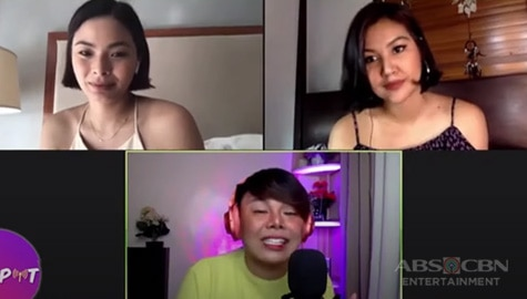 CHIKAHAN with Beauty Queens Maxine and Winwyn Thumbnail