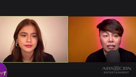 MISS Q AND A with Maris Racal Image Thumbnail