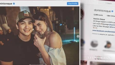 TV Patrol: Pagkaka-link ni Bea Alonzo kay Dominic Roque, muling umingay dahil sa Instagram post Image Thumbnail