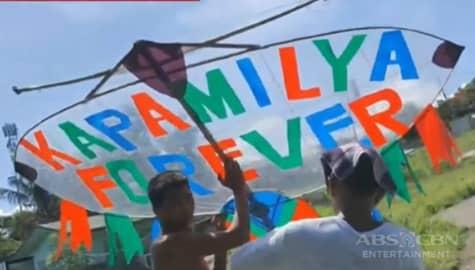 """TV Patrol: Mga guryon na temang ABS-CBN """"Kapamilya Forever,"""" pinalipad Image Thumbnail"""