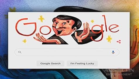 TV Patrol: Google, naglabas ng caricature bilang pagpupugay sa Comedy King Image Thumbnail