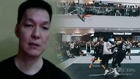 Mga manlalaro ng Pilipinas 3x3 basketball league at PBA, balik-ensayo na pagkatapos ng MECQ Thumbnail