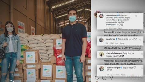 TV Patrol: Bea Alonzo aminadong nahiya kay Pasig City Mayor Vico Sotto dahil sa tukso ng netizens Image Thumbnail