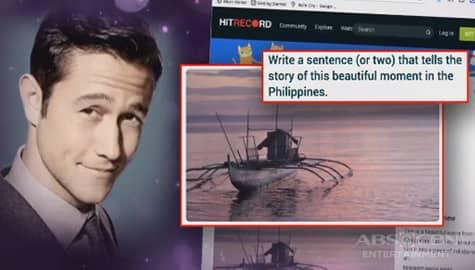 TV Patrol: Joseph Gordon-Levitt, naghahanap ng Pinoy writers Image Thumbnail