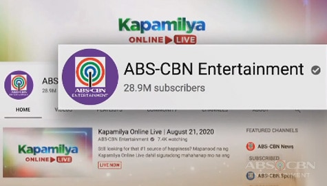 TV Patrol: ABS-CBN Entertainment subscribers, pumalo na sa halos 29 milyon