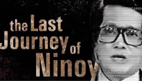 """TV Patrol: Dokumentaryong """"The Last Journey of Ninoy,"""" mapapanood simula ngayong gabi sa iWant Image Thumbnail"""
