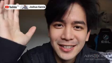 TV Patrol: First vlog ni Joshua Garcia, ipinakita ang kanyang buhay kasama ang pamilya Image Thumbnail