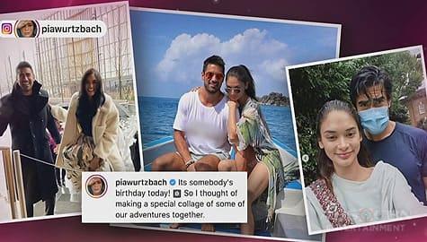 TV Patrol: Pia Wurtzbach, bumiyahe sa Greece para sa birthday ng BF na si Jeremy Jauncey Image Thumbnail