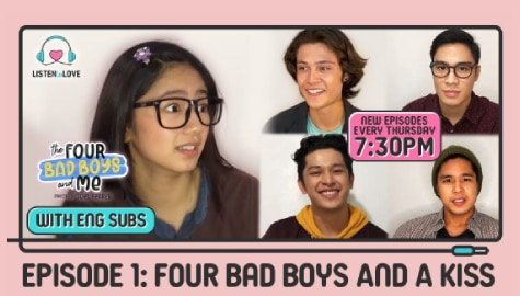 'The Four Bad Boys and Me' Episode 1