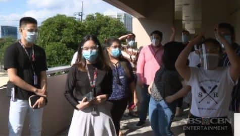 TV Patrol: ABS-CBN employees na kasama sa mga nawalan ng trabaho, bumalik sa opisina para magpaalam Image Thumbnail