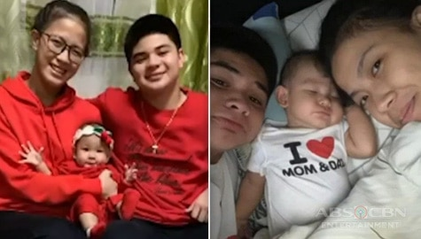 TV Patrol: Bugoy Cariño, ipinagdiwang ang ika-18 kaarawan kasama ang kanyang baby at partner na si EJ Laure Image Thumbnail