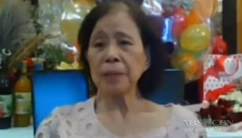 TV Patrol: Mother Lily, nagdiwang ng kanyang ika-82 kaarawan Image Thumbnail
