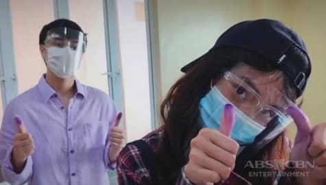 TV Patrol: MayWard, nagparehistro bilang bagong botante para sa 2022 elections Image Thumbnail