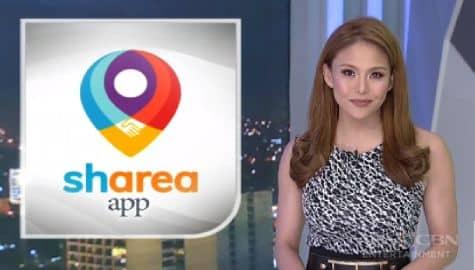 TV Patrol: Bagong 'Sharea' app, magbibigay ng mga nakakatulong na impormasyon, job openings, discounts, atbp. Image Thumbnail