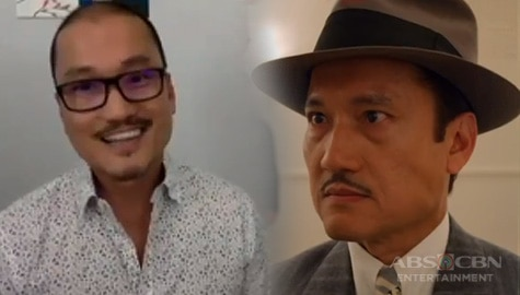"TV Patrol: Film actor na si Jon Briones, bida sa Netflix series na ""Ratched"""