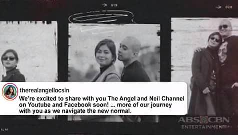 TV Patrol: Angel Locsin at Neil Arce, pinasok na rin ang mundo ng vlogging