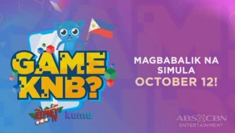 TV Patrol: 'Game KNB?', magbabalik sa October 12 sa Jeepney TV at Kumu Image Thumbnail