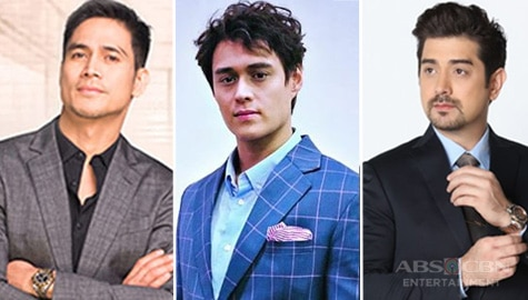 The Bro Dress Code: Business looks inspiration from male Kapamilya celebrities
